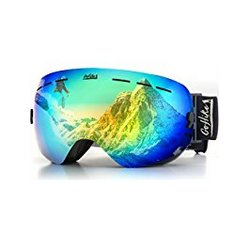 GoHike Ski Goggles review